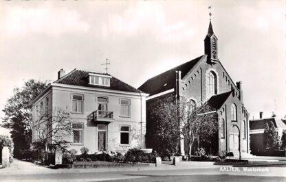 Ansichtkaart Aalten Gereformeerde Wester kerk 1966 HC9205