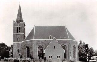 Ansichtkaart Sliedrecht Ned. Hervormde Kerk HC9209