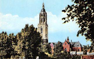Ansichtkaart Rhenen Cuneratoren met kerk 1966 HC9210