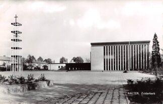 Ansichtkaart Aalten Gereformeerde Zuider kerk 1966 HC9211