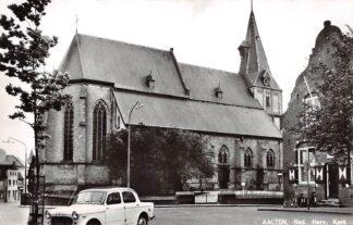 Ansichtkaart Aalten Ned. Hervormde Kerk Auto 1966 HC9213