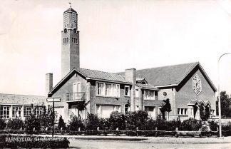 Ansichtkaart Barneveld Gereformeerde Kerk 1966 HC9222