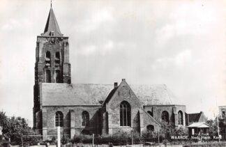 Ansichtkaart Waarde Ned. Hervormde Kerk 1967 HC9237