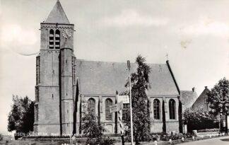 Ansichtkaart Giessen-Oudekerk Ned. Hervormde Kerk 1965 Giessenlanden HC9239