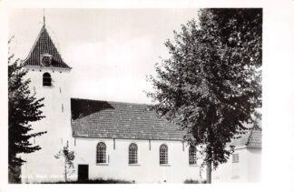 Ansichtkaart Aalst Ned. Hervormde Kerk 1962 HC9243