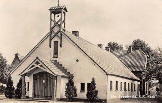 Ansichtkaart Nieuw Loosdrecht R.K. kerk HC9260