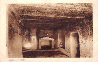Ansichtkaart Heilig Landstichting 1 Geboorte-Grot (van binnen) Nijmegen HC9271