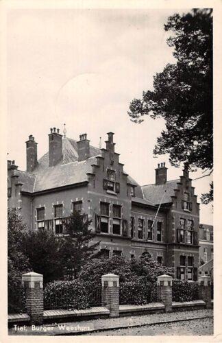 Ansichtkaart Tiel Burger Weeshuis 1951 HC9298