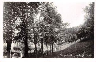 Ansichtkaart Simpelveld Landelijk plekje HC9311