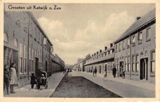 Ansichtkaart Katwijk aan Zee De Waal Malefijtstraat HC9332