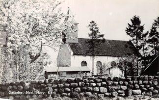 Ansichtkaart Gasselte Ned. Hervormde Kerk HC9358