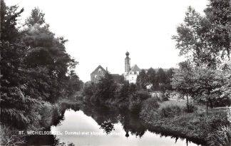 Ansichtkaart Sint-Michielsgestel Dommel met klooster Herleer HC9361