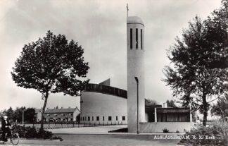 Ansichtkaart Alblasserdam R.K. Kerk 1967 HC9385