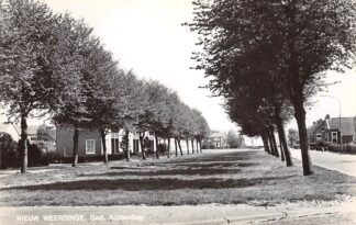 Ansichtkaart Nieuw Weerdinge Emmen Ged. Achterdiep 1971 Drenthe HC9452