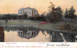 Ansichtkaart Haren Hilghe Stede Weg naar Haren 1904 HC9551
