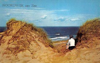 Ansichtkaart Noordwijk aan Zee Duinen en strand HC9566