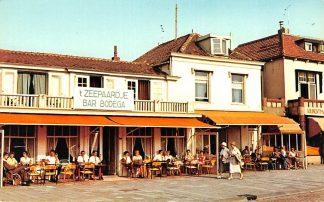 Ansichtkaart Noordwijk aan Zee 't Zeepaardje Bar Bodega HC9568