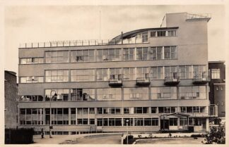 Ansichtkaart Rotterdam Diaconessenhuis Westersingel 115 HC9571