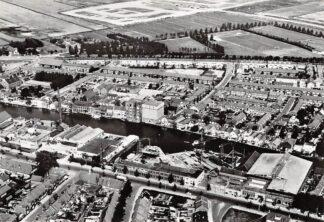 Ansichtkaart Alphen aan den Rijn Rijngezicht Luchtfoto HC9623