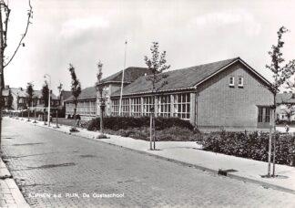 Ansichtkaart Alphen aan den Rijn Da Costa school 1973 HC9627