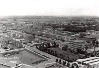 Ansichtkaart Alphen aan den Rijn Luchtfoto Panorama HC9642