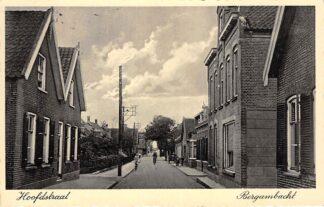 Ansichtkaart Bergambacht Hoofdstraat 1945 HC9659