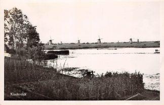 Ansichtkaart Kinderdijk Molens HC9662