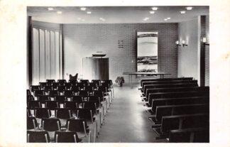 Ansichtkaart Sommelsdijk Remonstrantse Kerk Interieur HC9666