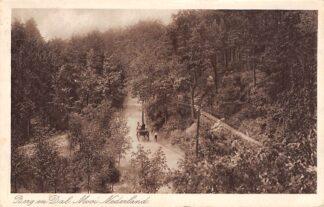 Ansichtkaart Berg en Dal bij Nijmegen Mooi Nederland met paard en wagen 1928 HC9805