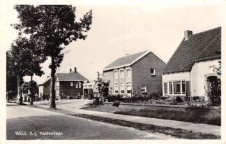 Ansichtkaart Well Limburg Kasteellaan 1968 HC9807