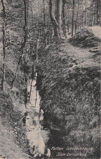 Ansichtkaart Putten Schoonderbeek Klein Zwitserland Veluwe HC9887
