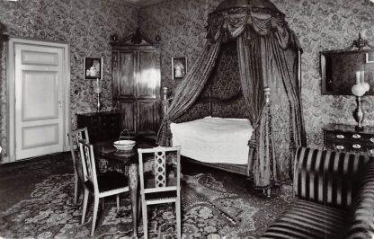 Ansichtkaart Haastrecht De slaapkamer van mevrouw in het Museum Bisdom van Vliet HC9899