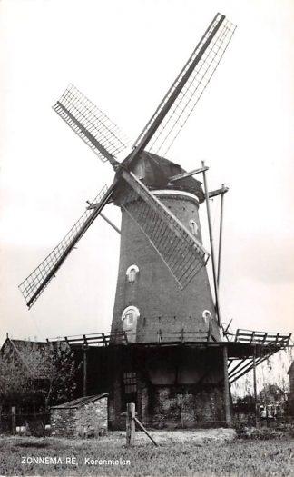 Ansichtkaart Zonnemaire Korenmolen Molen 1968 HC10013