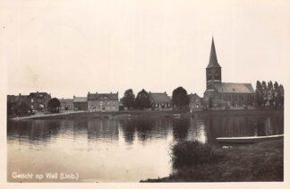 Ansichtkaart Well Limburg Gezicht op Well 1942 HC10050