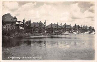 Ansichtkaart Rotterdam Hillegersberg Emmalaan Achterplas HC10051