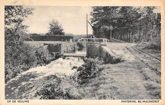 Ansichtkaart Hulshorst Waterval op de Veluwe 1948 HC10080