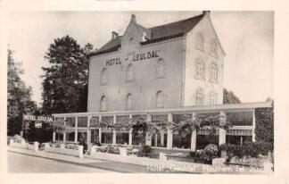 Ansichtkaart Houthem Hotel Geuldal 1951 HC10086