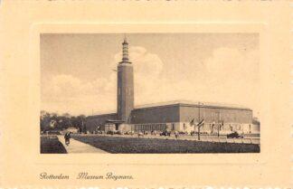 Ansichtkaart Rotterdam Museum Boijmans HC10138