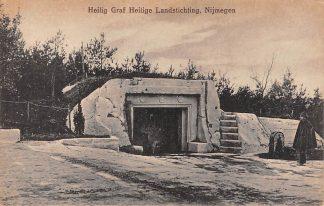 Ansichtkaart Nijmegen Heilig Landstichting Heilig Graf HC10150