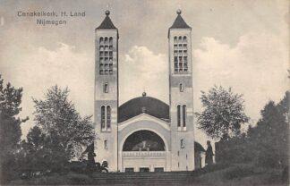 Ansichtkaart Nijmegen Heilig Landstichting Cenakelkerk HC10151