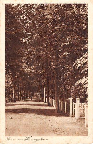 Ansichtkaart Bussum Koningslaan 1925 HC10257