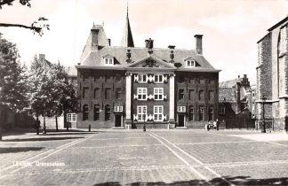 Ansichtkaart Leiden Gravensteen 1962 HC10306