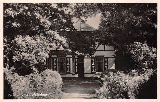 Ansichtkaart Rijsbergen Pension Villa Welgelegen Eig. Expl. T. Brand 1952 HC10366