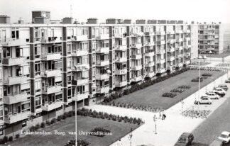 Ansichtkaart Leidschendam Burg. van Duyvendijklaan 1966 HC10371