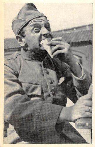 Ansichtkaart Militair Mobilisatie WO2 1939 Serie Nederland Paraat Soldaten HC10472