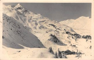 Ansichtkaart Zwitserland Alpen Berglandschap in de sneeuw Suisse Switzerland Europa HC9900