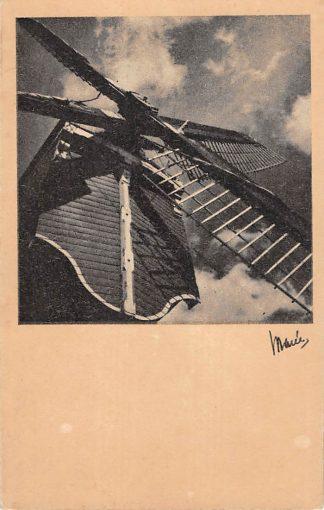 Ansichtkaart Molen onbekend HC9927