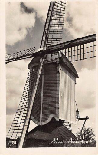 Ansichtkaart Molen onbekend Mooi Nederland 1947 HC9931