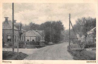 Ansichtkaart Eenrum Heereweg 1927 Groningen HC9986
