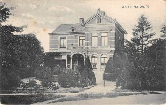 Ansichtkaart Wijk (NB) Pastorij HC9987
